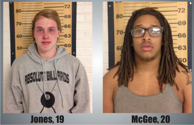 In nearby McMinnville, two have been arrested and charged with Criminal Homicide