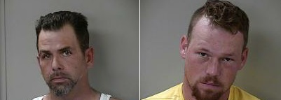 Two men charged in assault case at a motel in Murfreesboro after allegedly pinning woman to bed