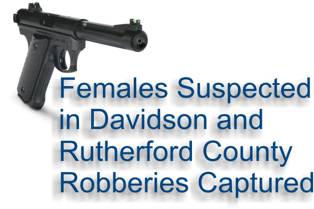 Two women arrested accused of hotel robberies in Murfreesboro and Nashville