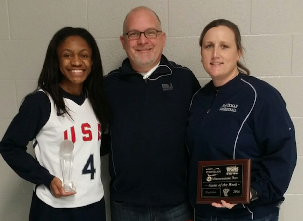 Wootten Player of the Year: Crystal Dangerfield