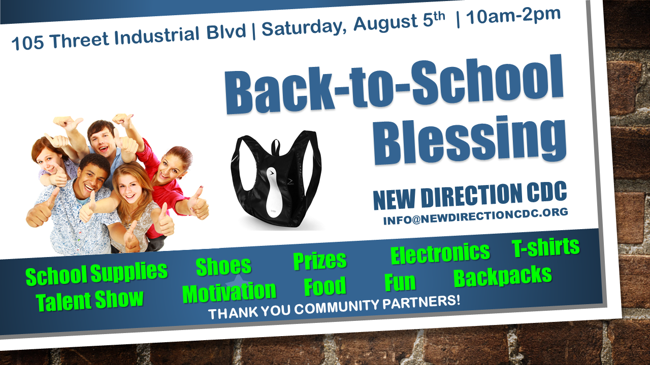 Back to School items needed for children
