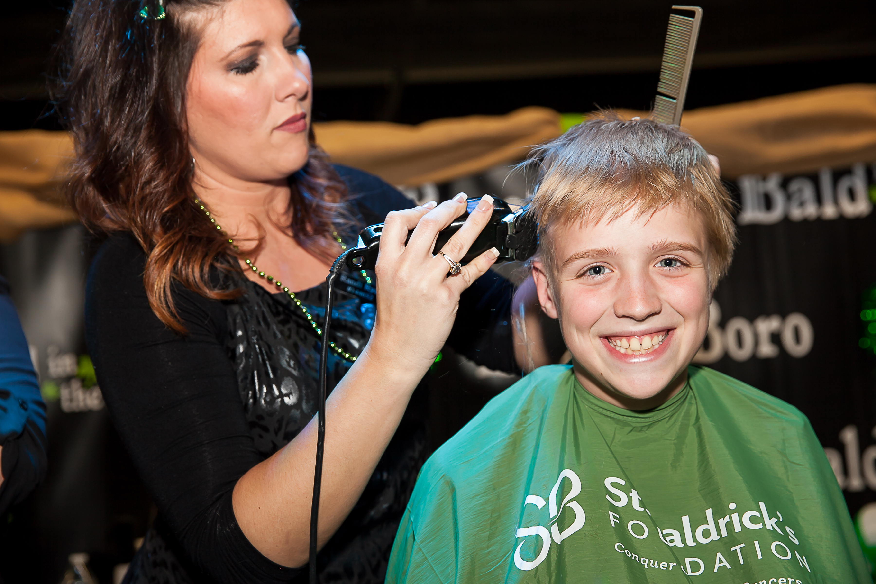 8th annual Bald in the Boro is set to take place on Friday, March 16th
