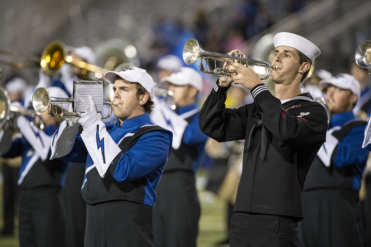 34th MTSU Salute to Armed Services Nov. 7 events make vets feel special