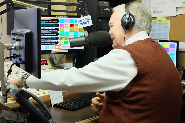 WGNS' Bart Walker to be inducted into the Tennessee Radio Hall of Fame