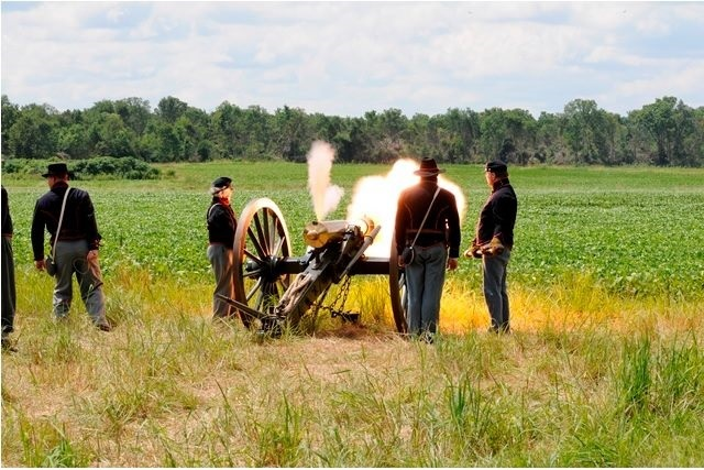 Free Programs in October about Rutherford County's role in our nations history
