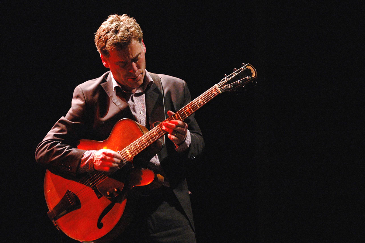 MTSU Jazz Artist Series continues Feb. 1 with guitarist Bernstein