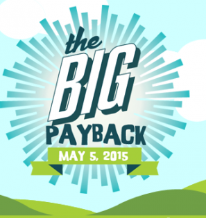 What is the BIG PAYBACK on May 5, 2015?