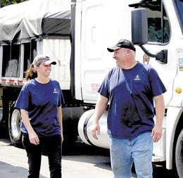 Murfreesboro Trucking Company Sold to Bedford County Trucking Company