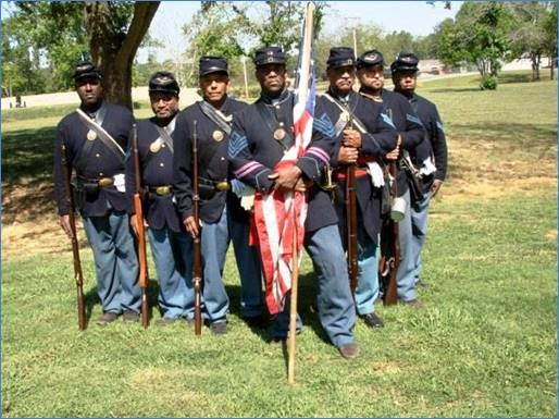 Black History Celebration at the Stones River National Battlefield