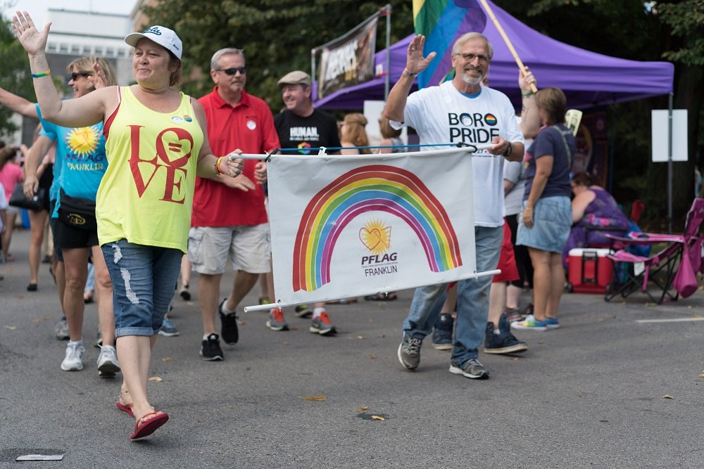 BoroPride Event on Murfreesboro Square Makes History