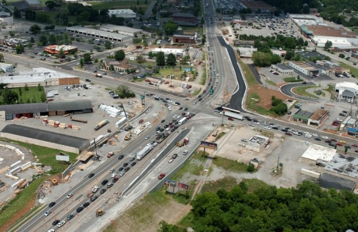 More news on the Bridge Over Broad Street in Murfreesboro