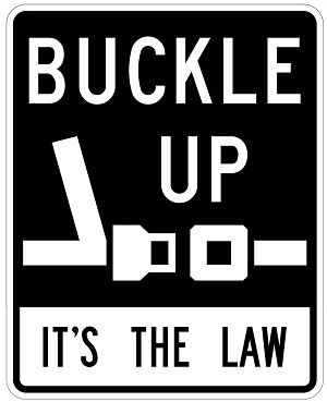 REMINDER: Seat Belt Checkpoint This Friday (1/8/16)