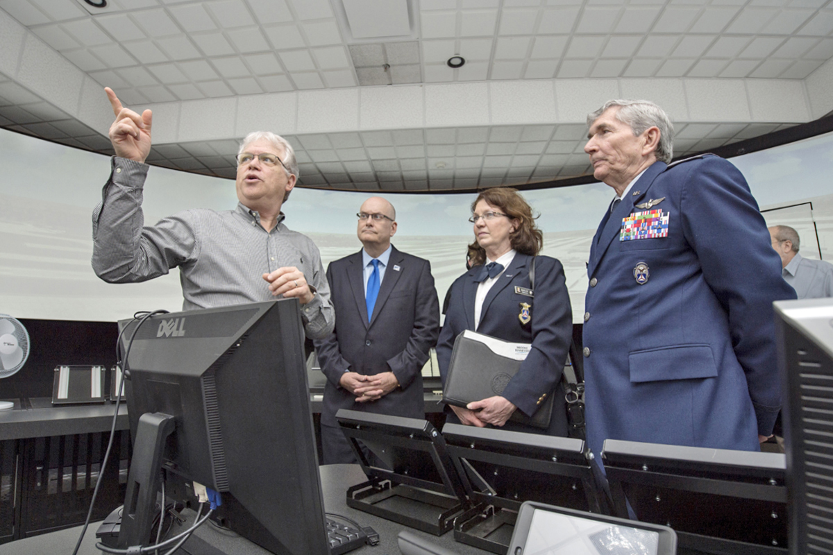 MTSU: Tennessee Wing of Civil Air Patrol makes historic appointment