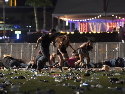 BULLETIN: Death in Las Vegas at Concert