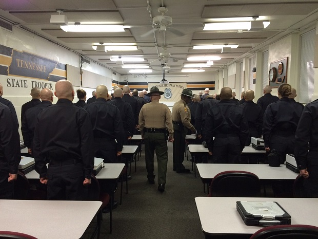 New 22 Week THP Cadet Class Begins Training