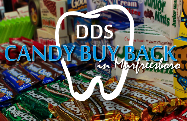 Candy Buy Back in Murfreesboro after Halloween