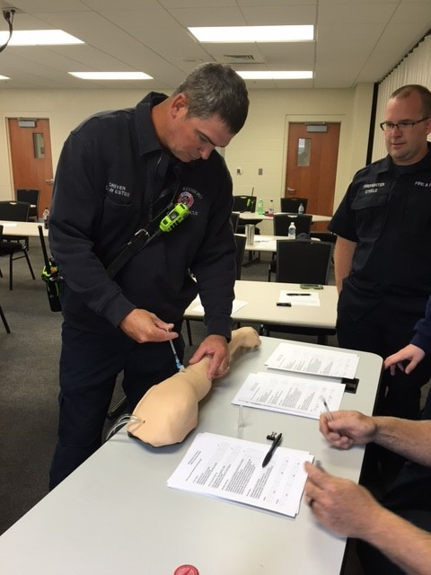 Murfreesboro Fire & Rescue Department is now fully functioning in Basic Life Support (BLS) response