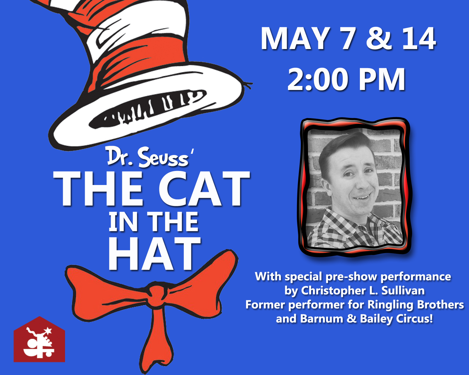 Dr. Seuss' Cat in the Hat in Murfreesboro