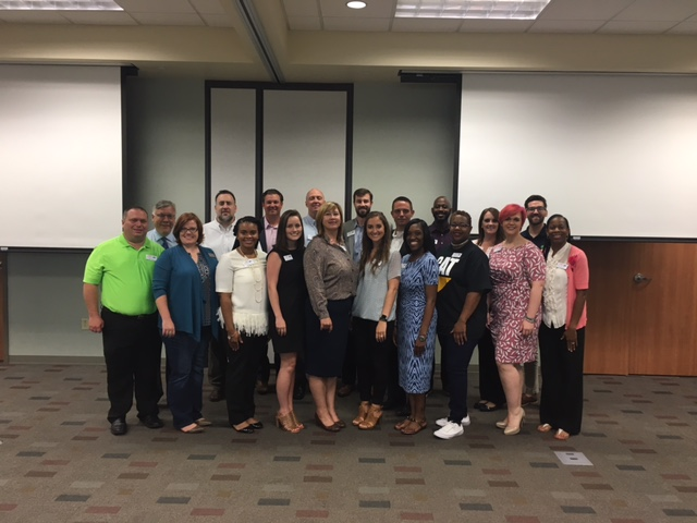 Twenty-One Individuals Graduate from United Way Catalyst Program