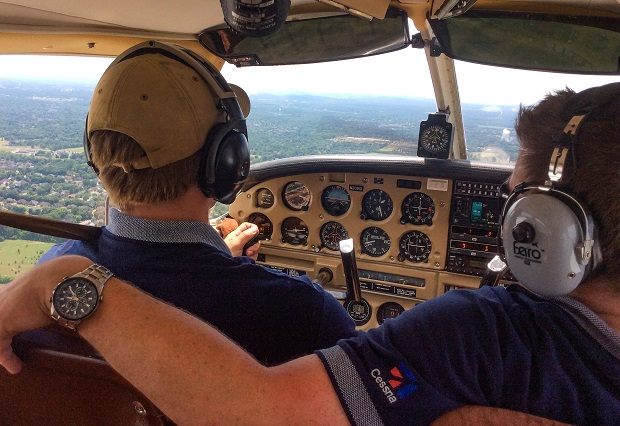A flying poker run in Murfreesboro and beyond