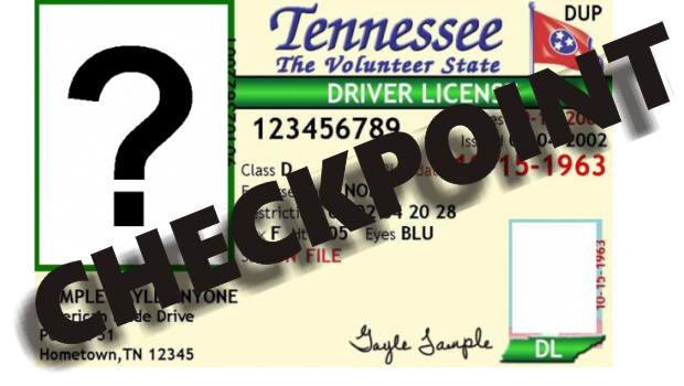 Upcoming Drivers License Checkpoint in Rutherford County