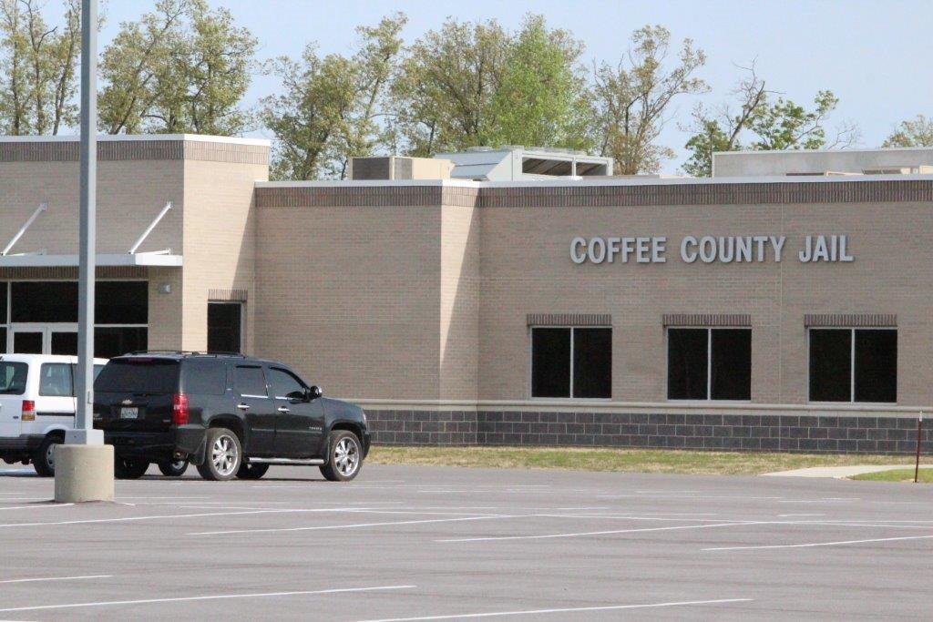 Drug Drop at the Nearby Coffee County Jail