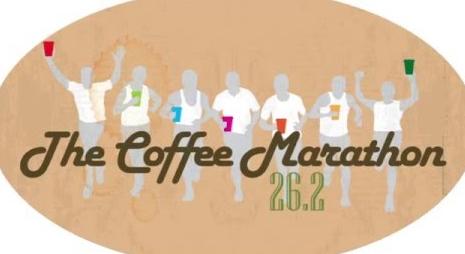 The Coffee Marathon in Murfreesboro, all 26.2 miles of it