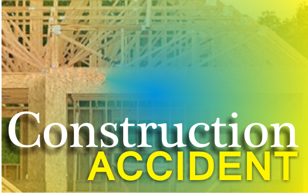 Home construction accident off of Barfield Crescent Road Wednesday morning