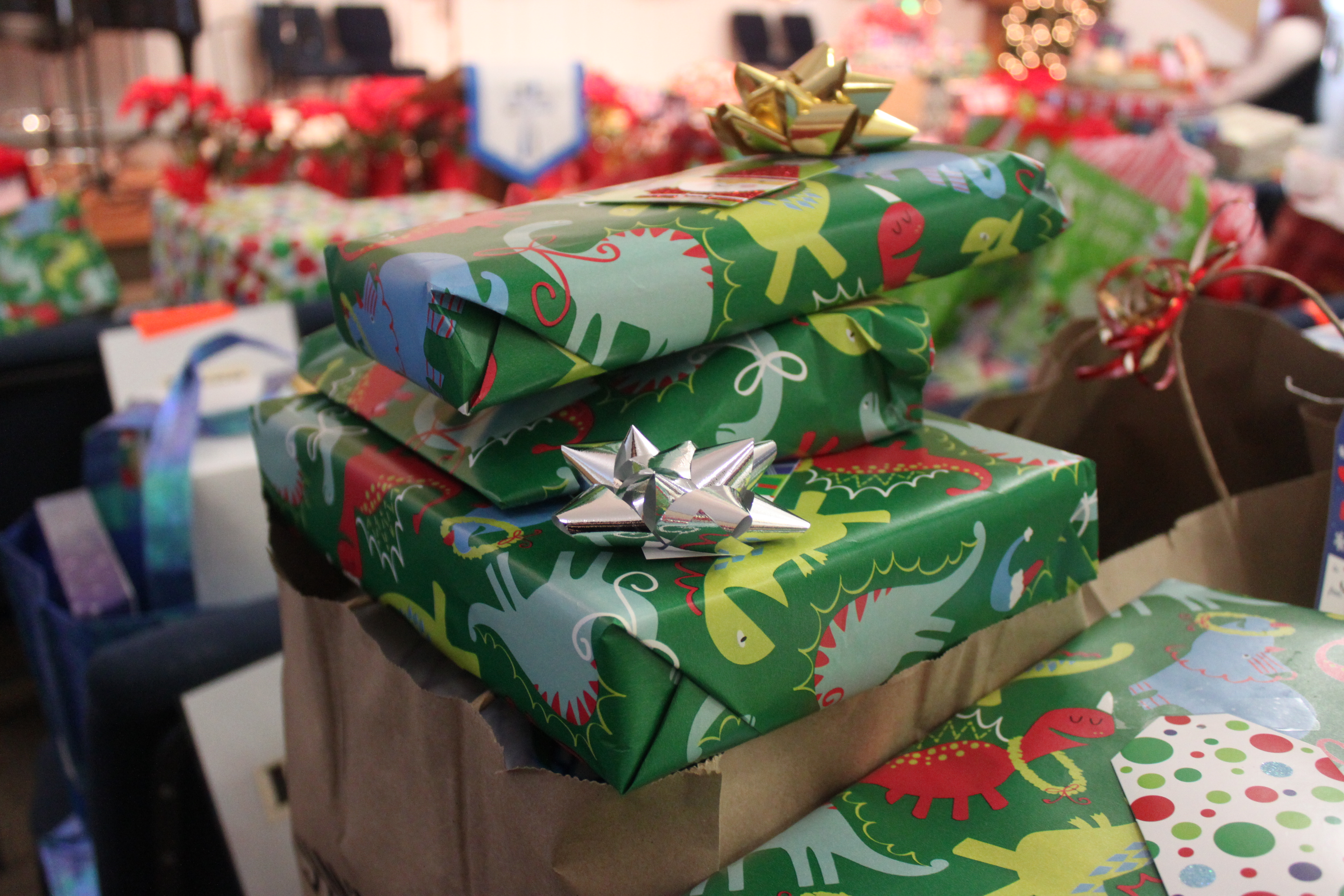 4,500 Christmas gifts to go to the children of Rutherford County inmates on Saturday