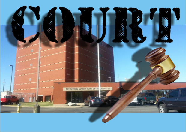 Court Officially Got Underway in the local jail on Thursday Morning