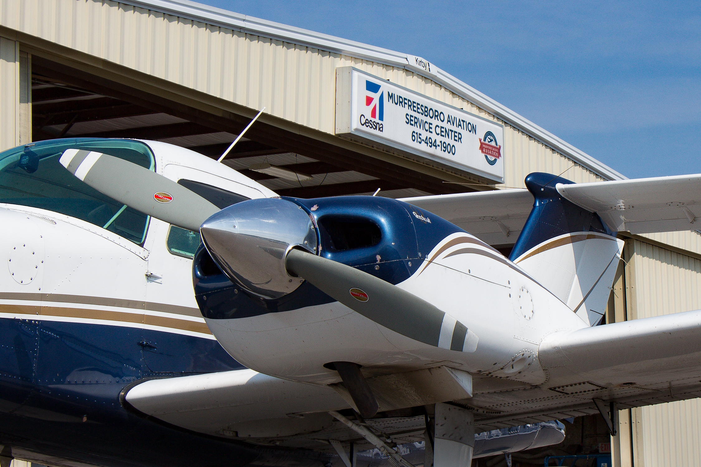 Murfreesboro Aviation recognized for flight training excellence
