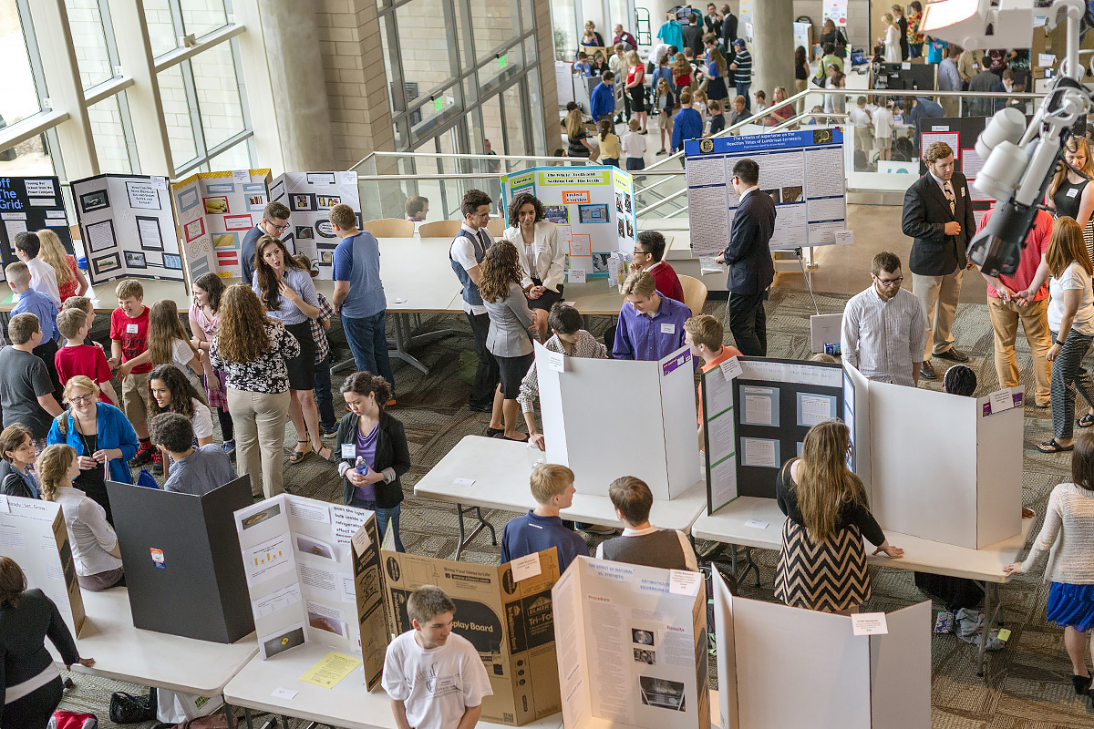 STEM expo brings 600-plus  students to MTSU campus April 11