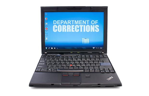 Department of Corrections Computer Stolen in Murfreesboro