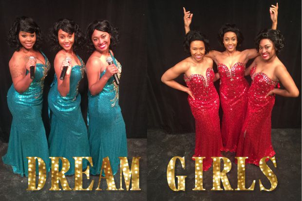 Dreamgirls at the Center for the Arts in Murfreesboro