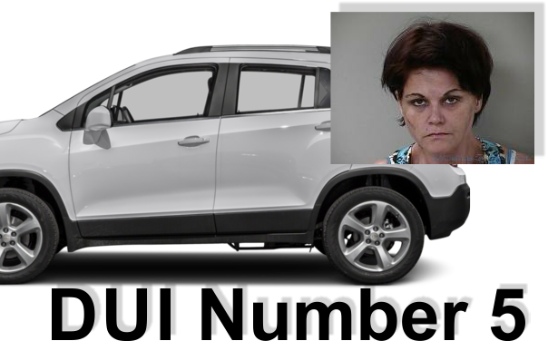 DUI #5 and Felony Reckless Endangerment Charges Filed After Murfreesboro Wreck