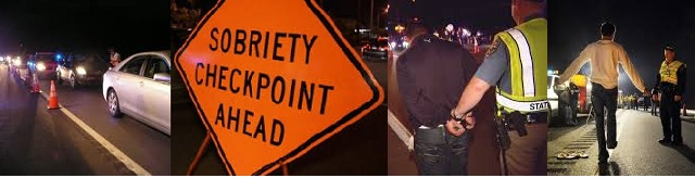 Sobriety Checkpoint on Friday in Murfreesboro