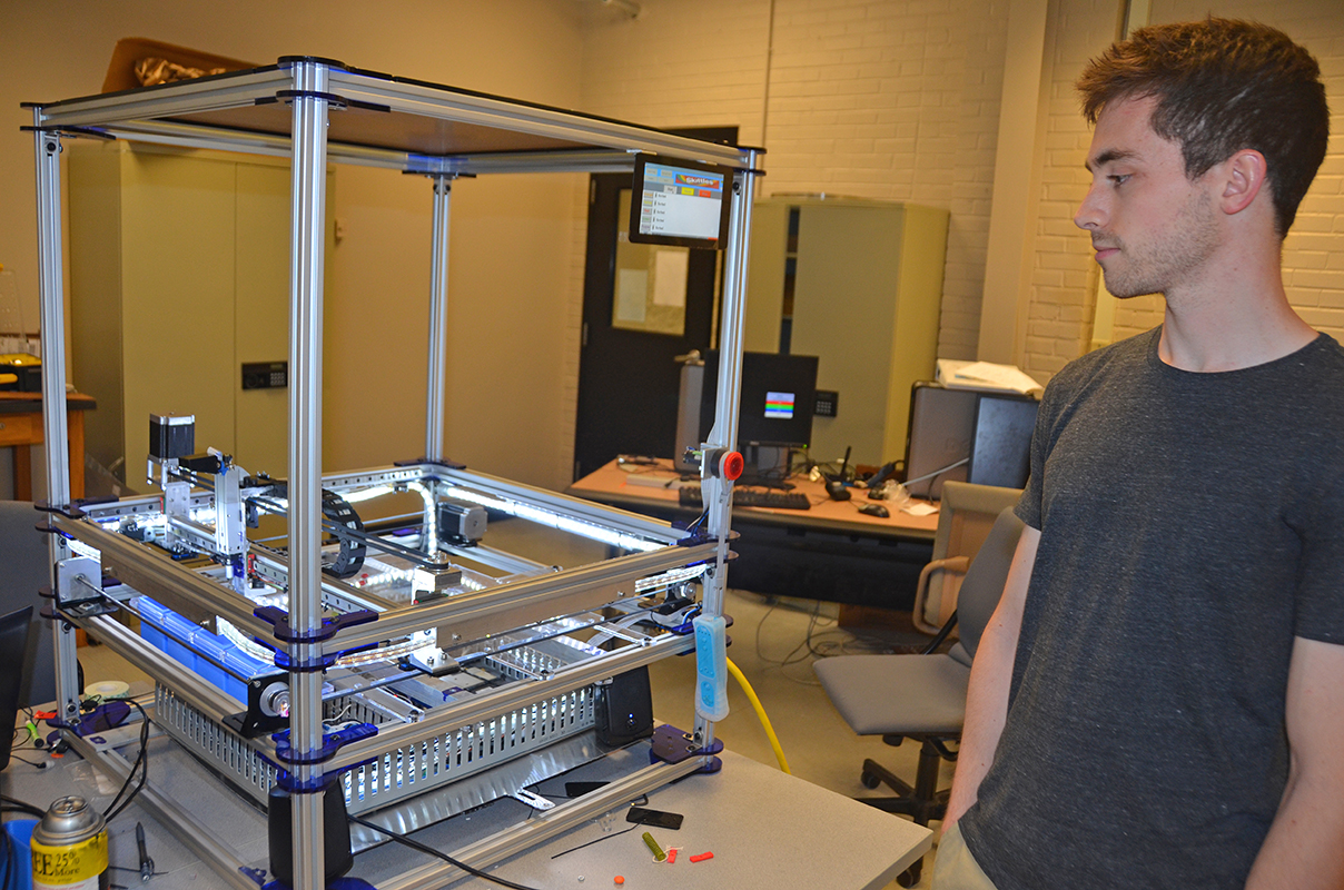 MTSU engineering technology holds April 28 open house, awards ceremony