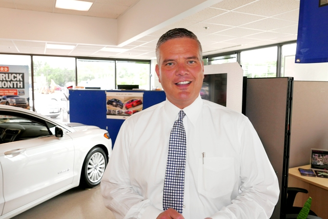 Ford of Murfreesboro is Number 1 in Sales