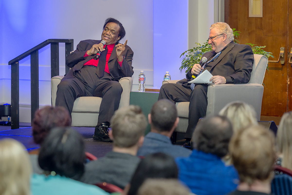 Motown hit-maker Lamont Dozier brings musical history to life at MTSU