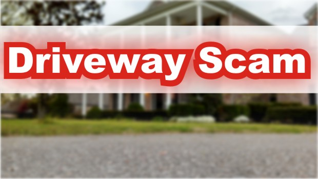Driveway resurfacing scam hits Rutherford County again