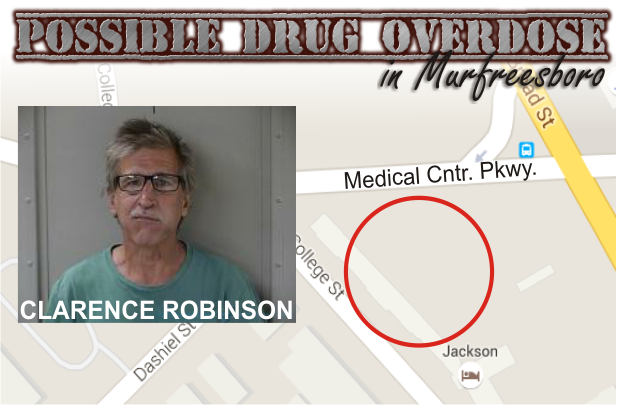 Possible Heroin Overdose in Murfreesboro - Two Men Survive