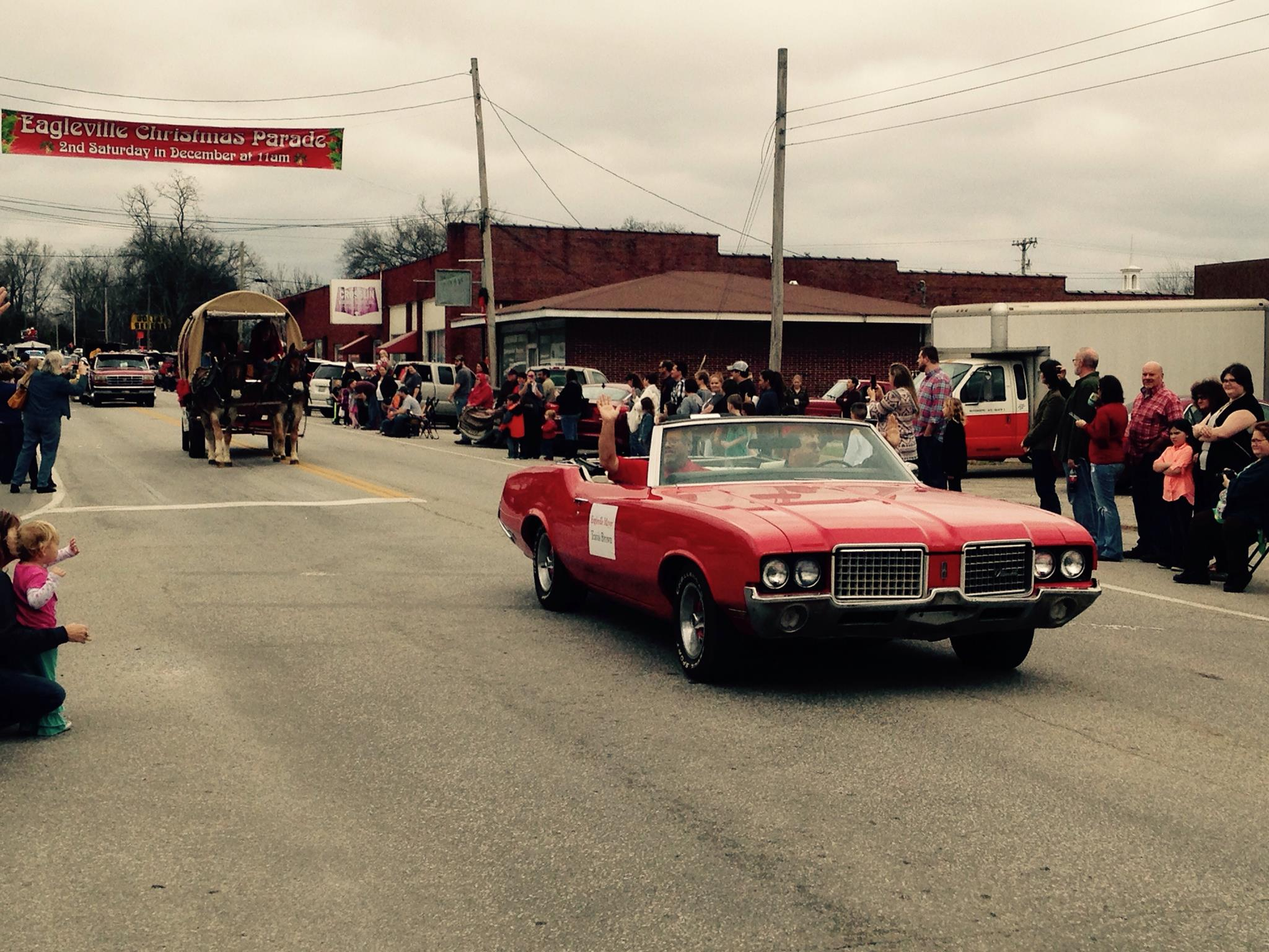 13th Annual Eagleville Christmas Parade