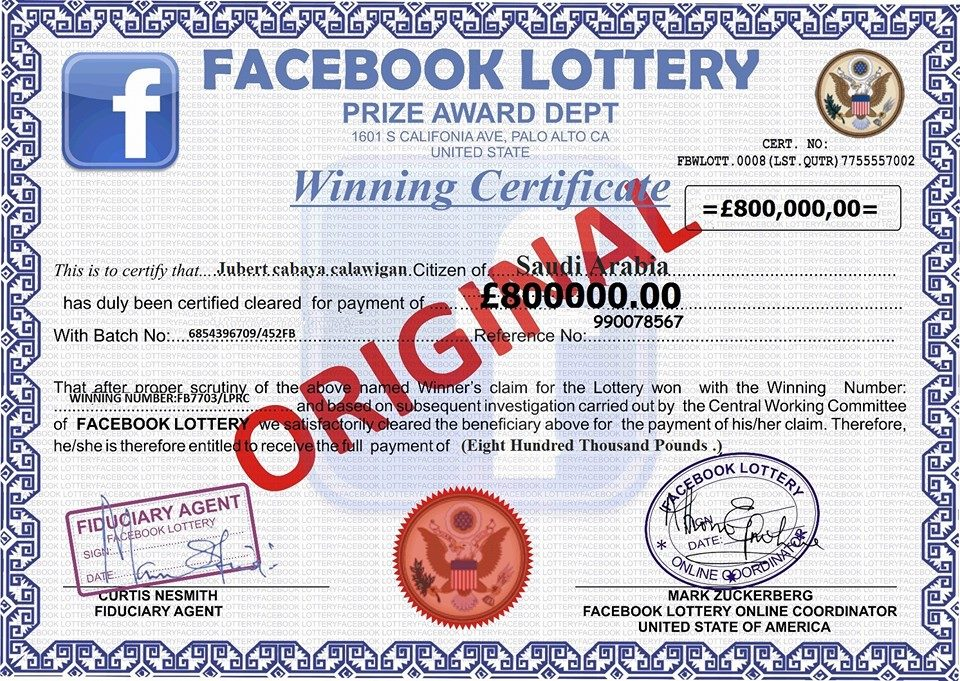 Elederly victim in Murfreesboro falls victim to FaceBook lottery scam