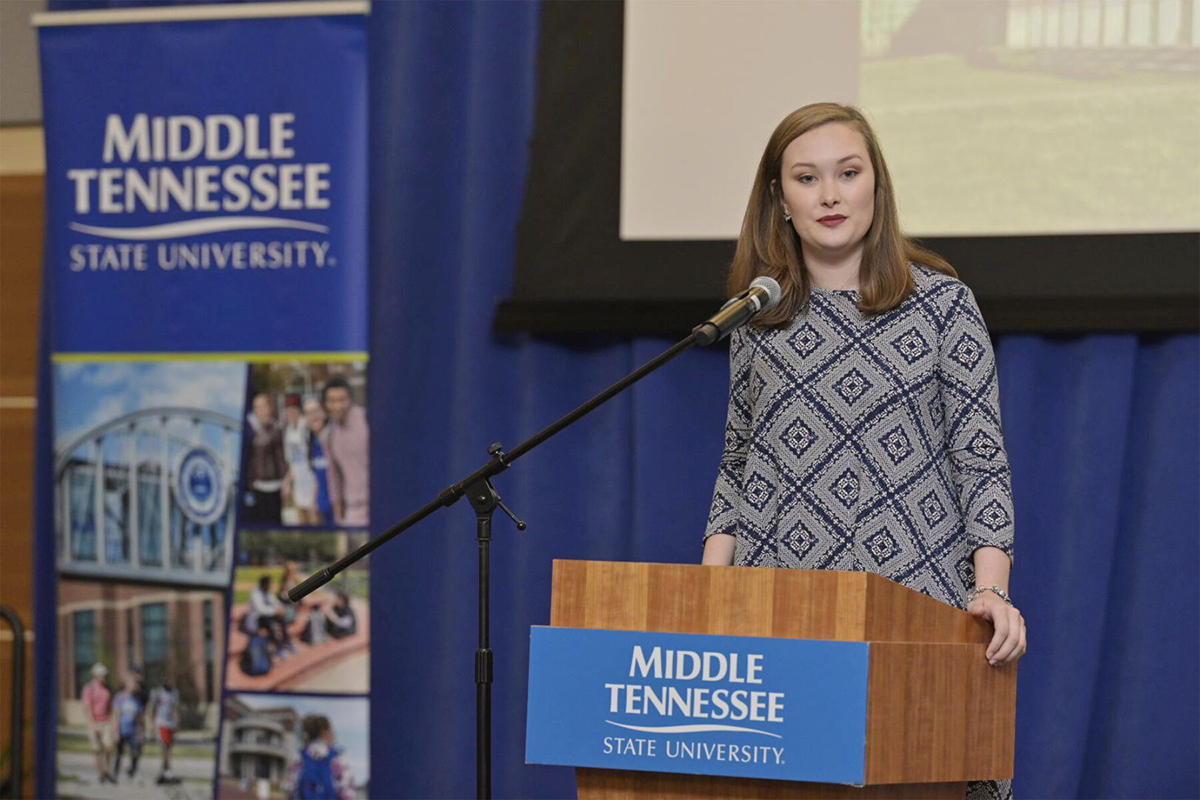 Prospects committed to MTSU visit during packed Honors open house