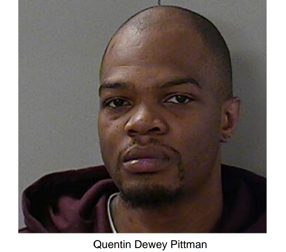 Wanted Aggravated Burglary suspect arrested