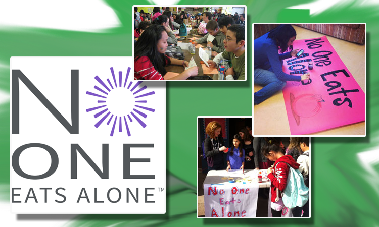 No One Eats Alone Day was Celebrated in Murfreesboro this past Friday