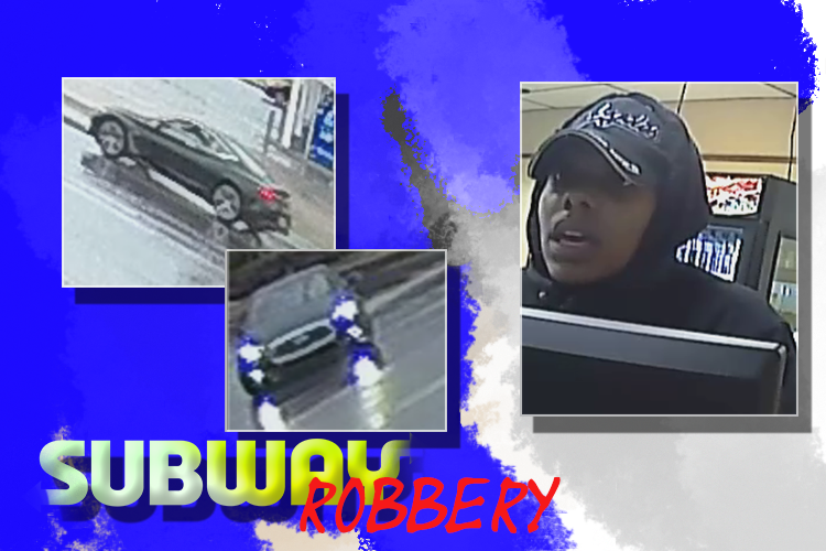 Subway Restaurant Robbery in La Vergne, TN