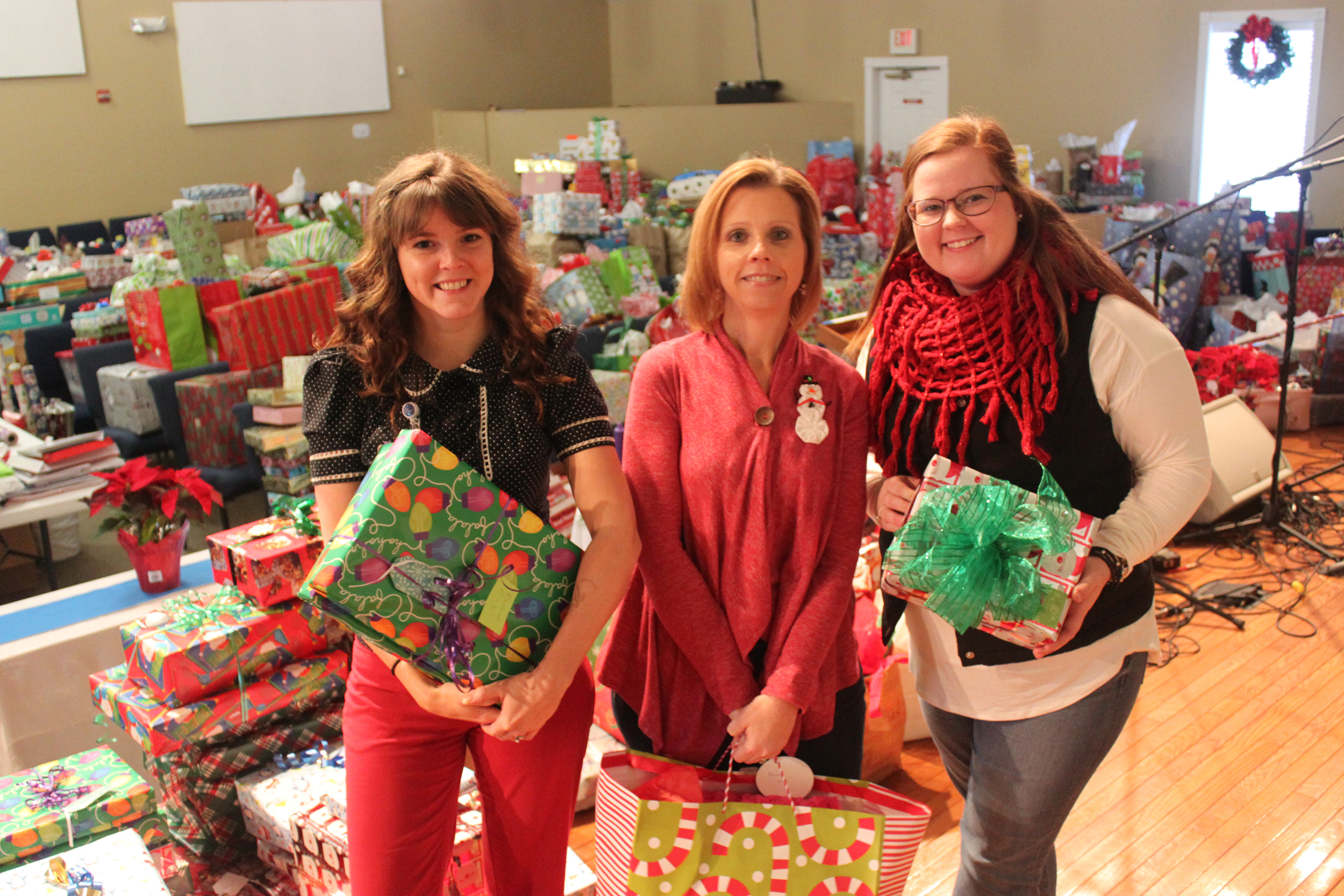 Special Kids Therapy & Nursing Center helps 356 individuals in need for Christmas