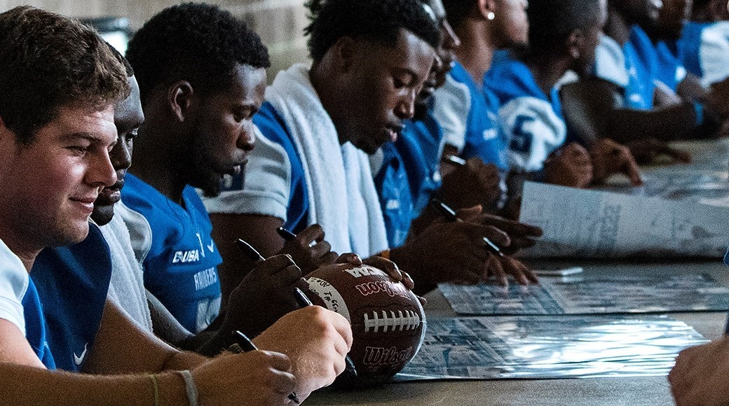 MTSU Fan Day is This Sunday at 2PM