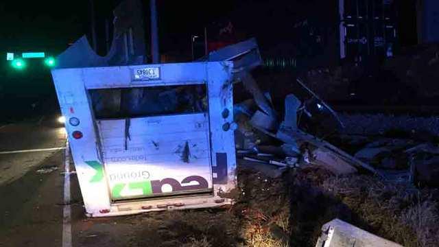 Murfreesboro man injured in Franklin train accident